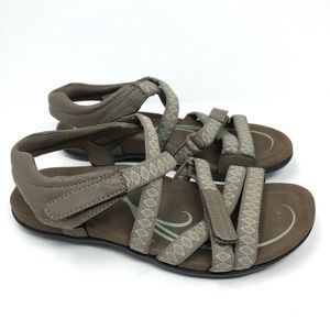 Abeo Bahia Sandals Brown Size US 7